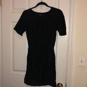 Madewell short-sleeved dress
